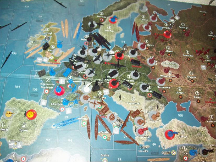 axis allies a timeline alternate history discussion