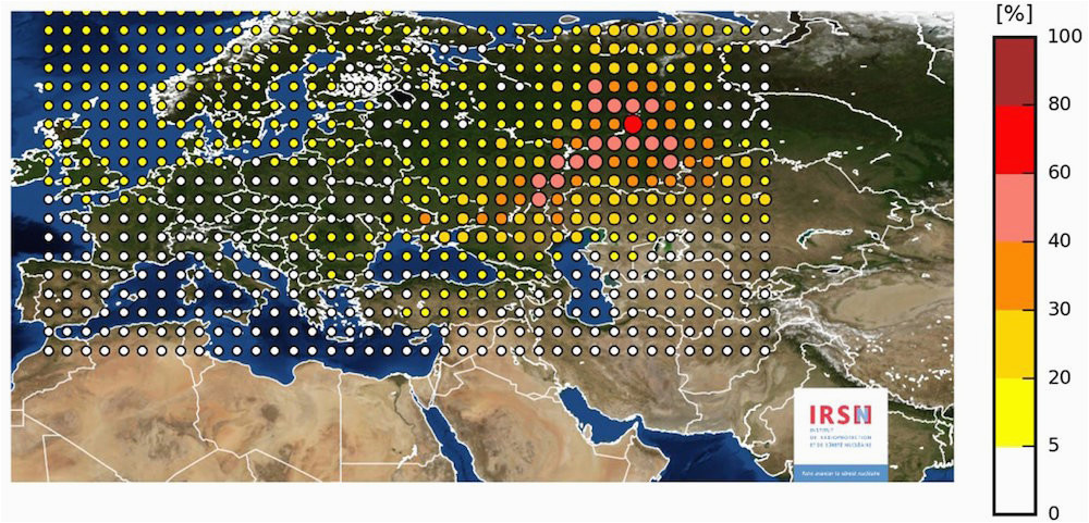 about that radioactive plume of ru 106 safecast