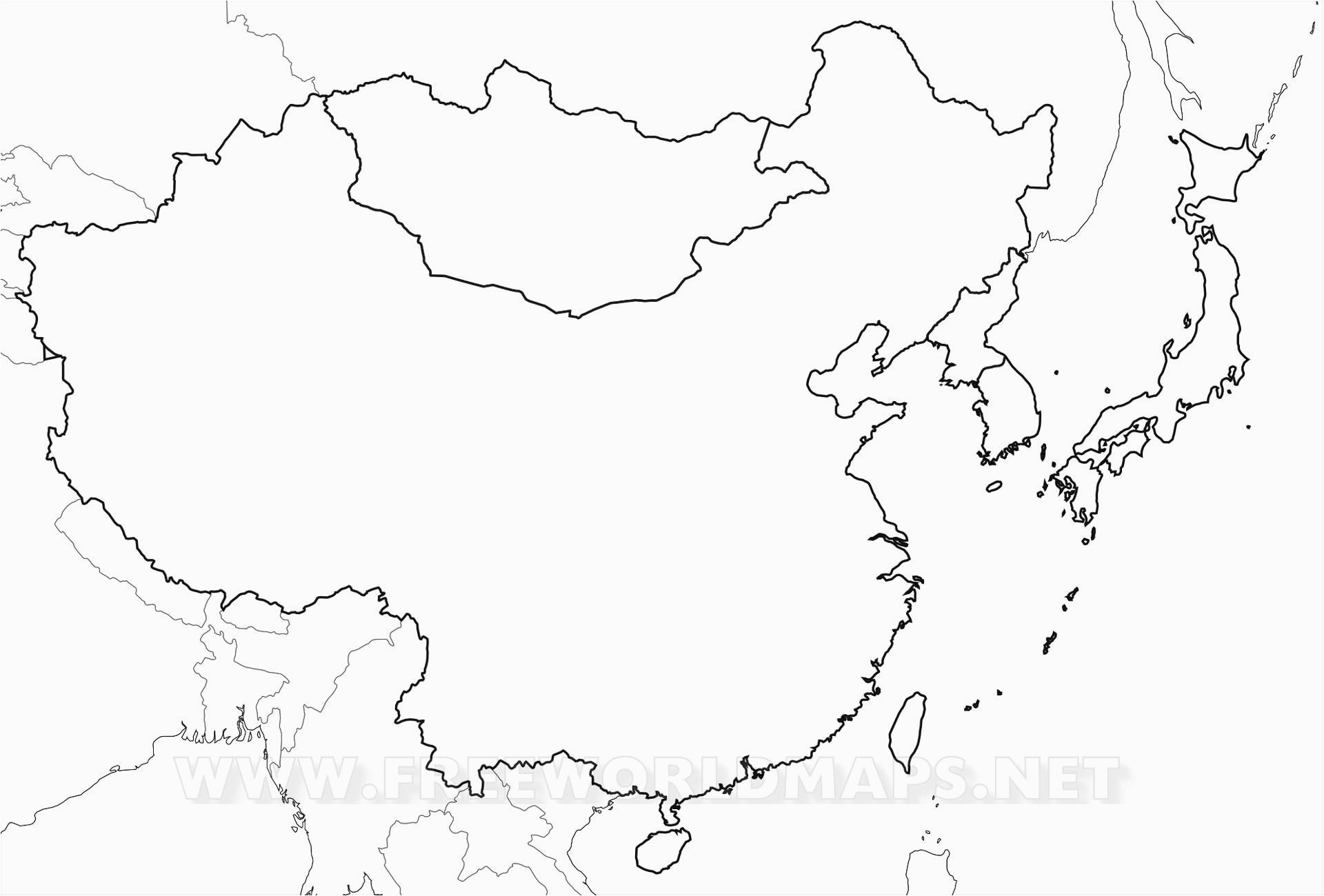 blank map of east asia zarzosa me new on blank map of east