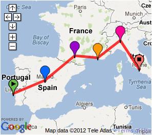 possible southern europe trip 2 weeks lisbon madrid