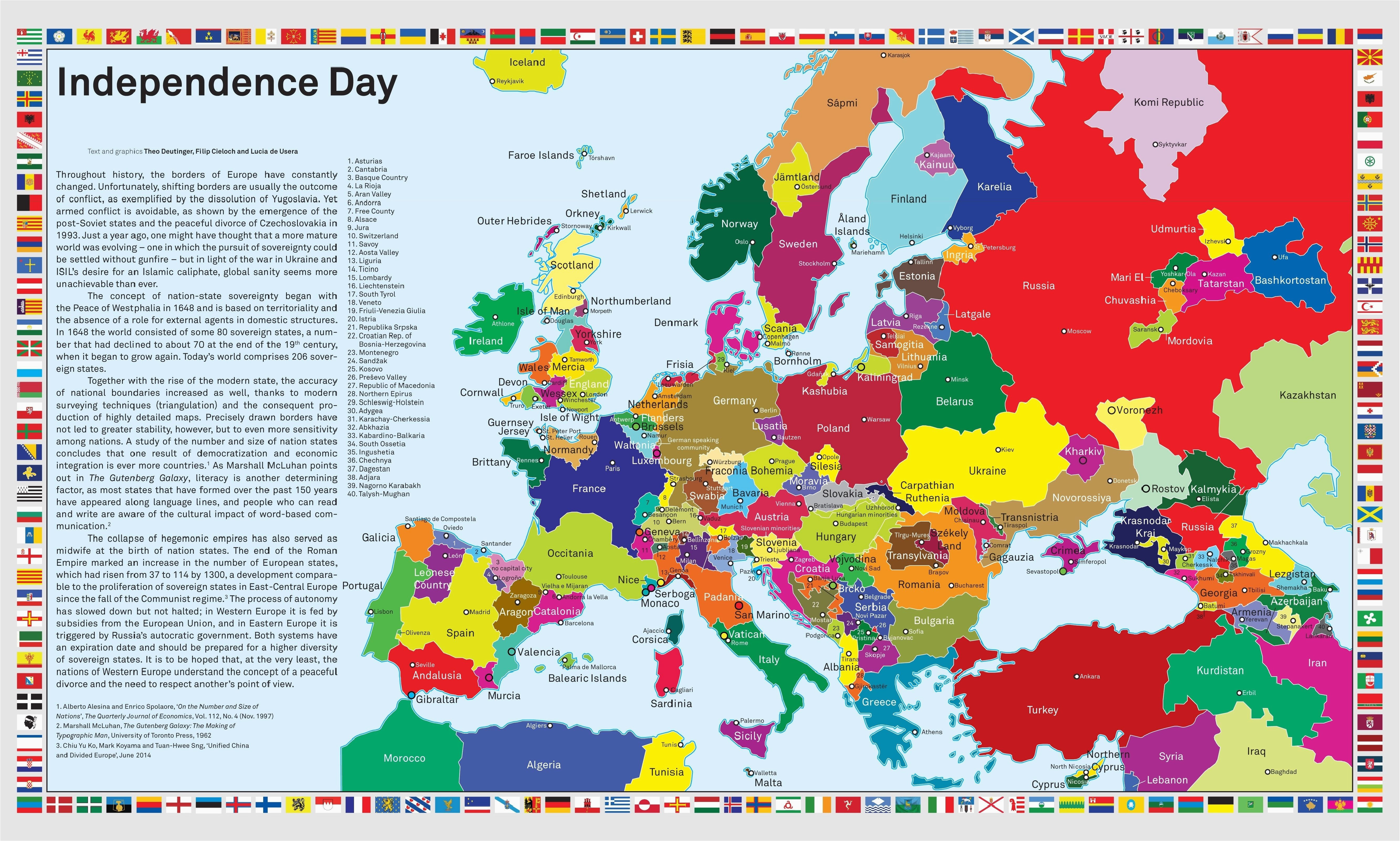 independence day what europe would look if separatist