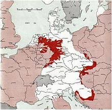 atlas of the world battle fronts in semimonthly phases to