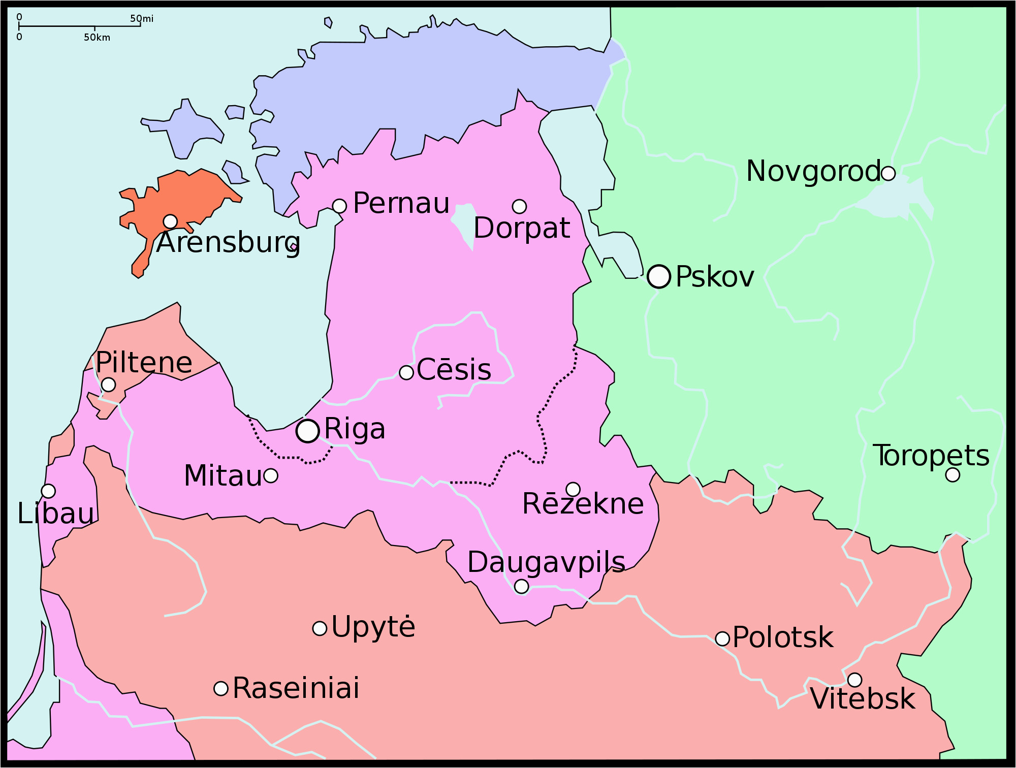 datei map of poland and lithuania in 1600 svg wikipedia
