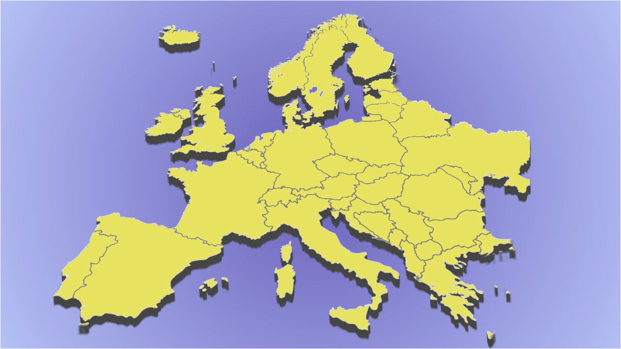 Europe Map Quiz Answers Guess the Country Quiz Europe