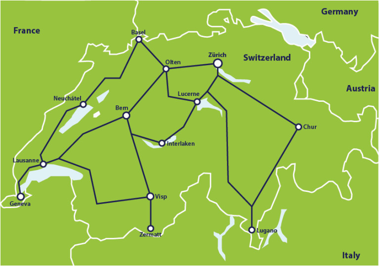 switzerland by train from 307 switzerland train routes