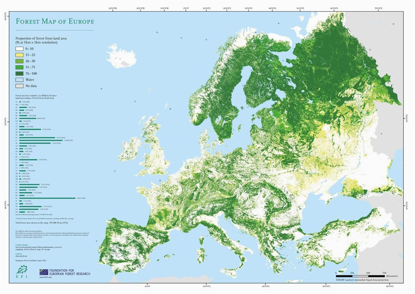 Forests In Europe Map Ville Pekkala On Maps forest Map European Map Map