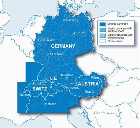 Garmin Europe Map Download City Navigatora Europe Nt Alps and Dach