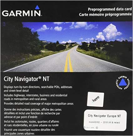 Garmin Europe Maps Download Unlocked Amazon Com Garmin City Navigator for Detailed Maps Of the