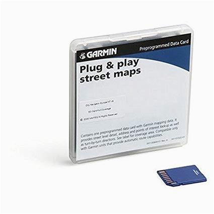 garmin city navigator for detailed maps of brazil microsd sd card