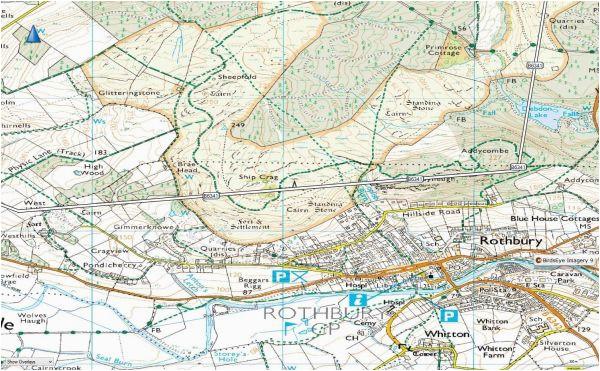 garmins topoactive maps v ordnance survey maps