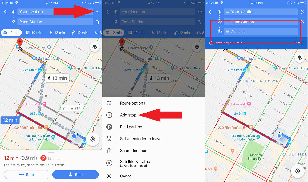 Google Maps Route Planner Europe 44 Google Maps Tricks You Need to Try Pcmag Uk