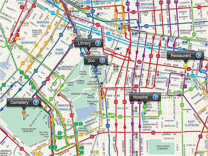 download free maps with avenza maps app