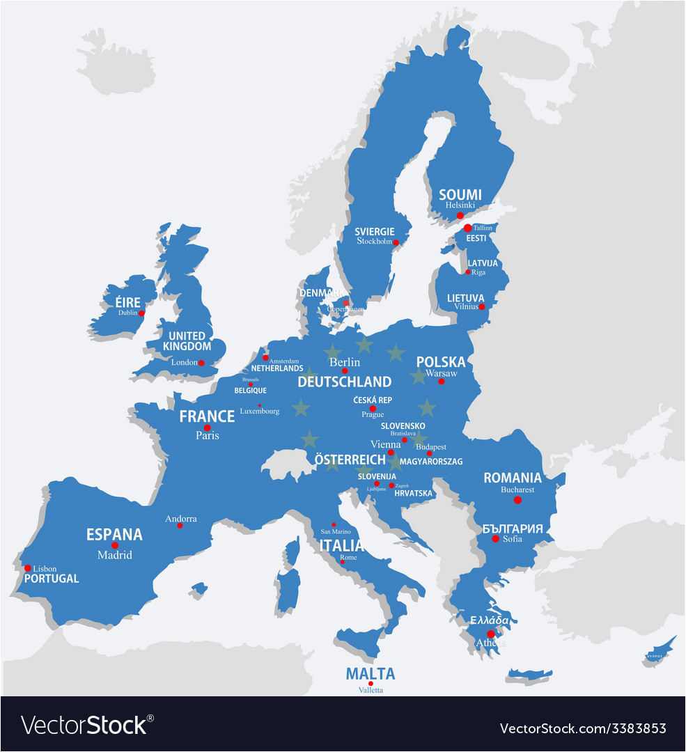 28 thorough europe map w countries