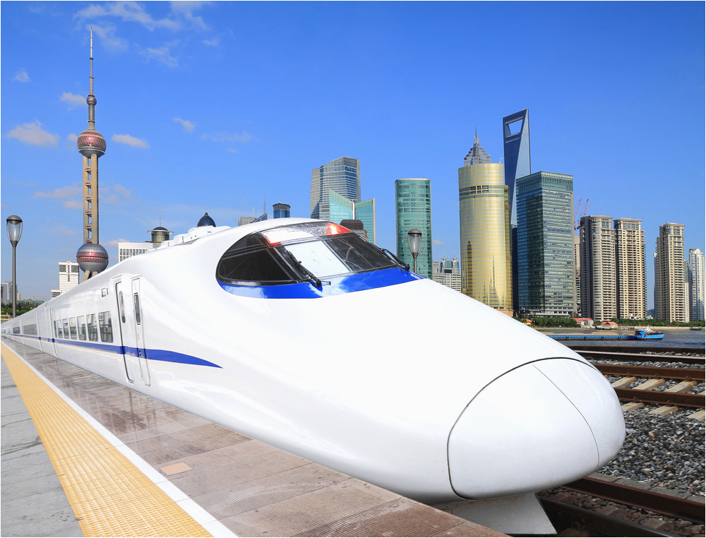 countries with the most high speed rail worldatlas com