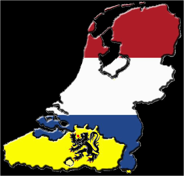 greater netherlands what the combined flemish belgium and