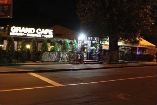 grand cafe kiev restaurant reviews photos phone number
