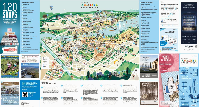 geneva pocket map sw10379 1002 2001 3011en by switzerland