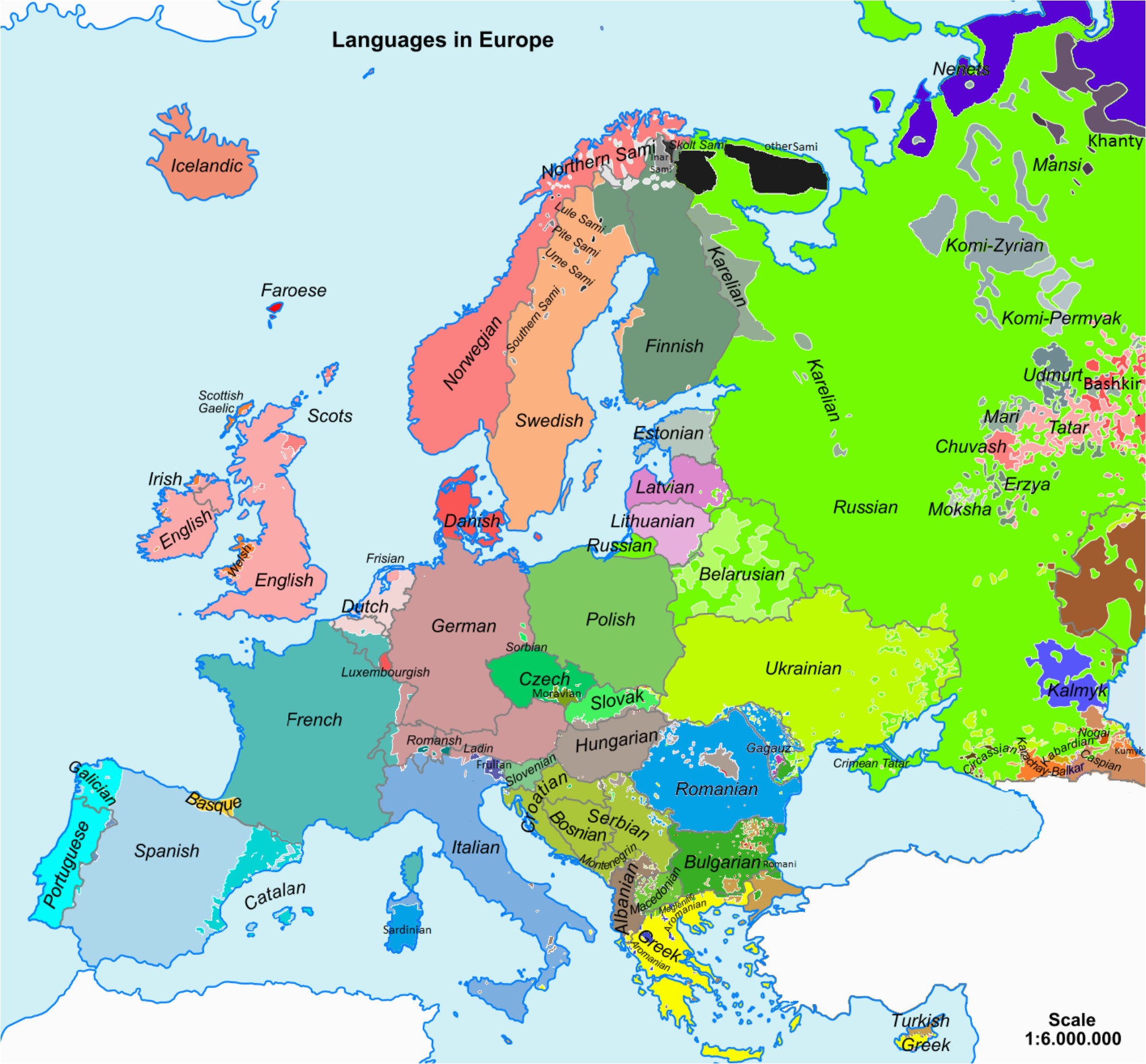 ethnolinguistic groups in europe 2017 maps wall maps