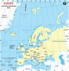 68 best cc geography images in 2012 cards maps europe