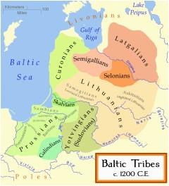 history of lithuania wikipedia