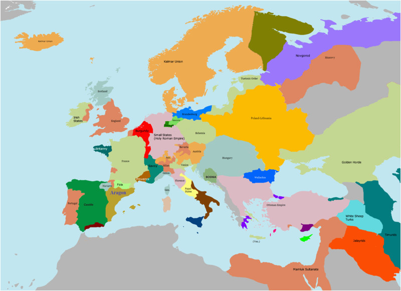 Mainland Europe Map Imperial Europe Map Game Alternative History Fandom