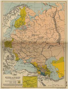 19th century russia maps ukraine europe map