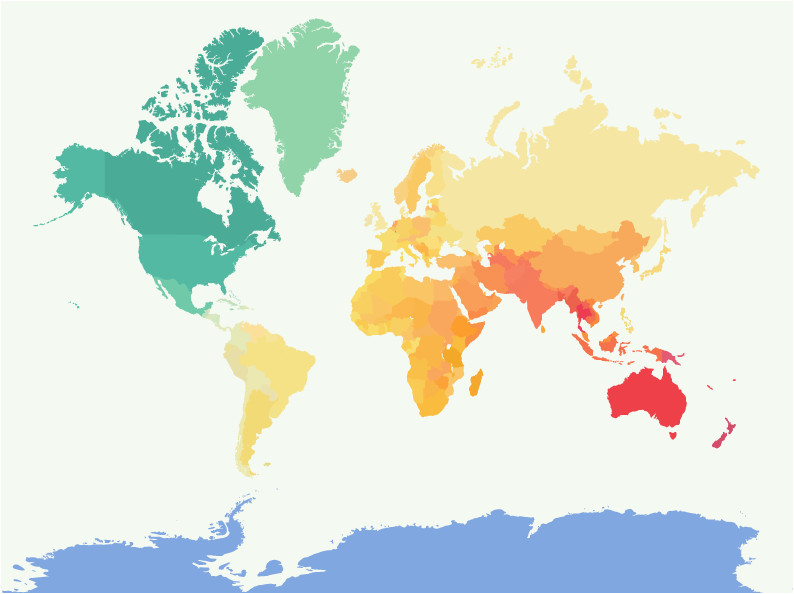 what maps get wrong far wide