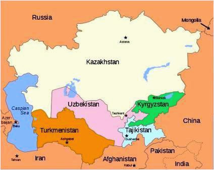central asia new security challenges opendemocracy