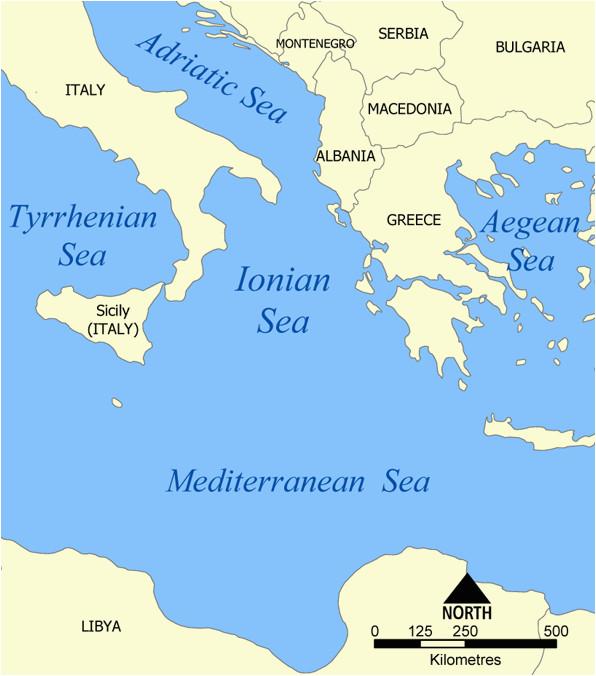 ionian sea wikipedia
