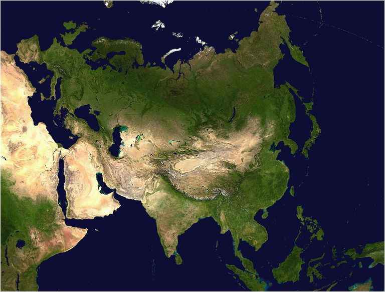 what is eurasia