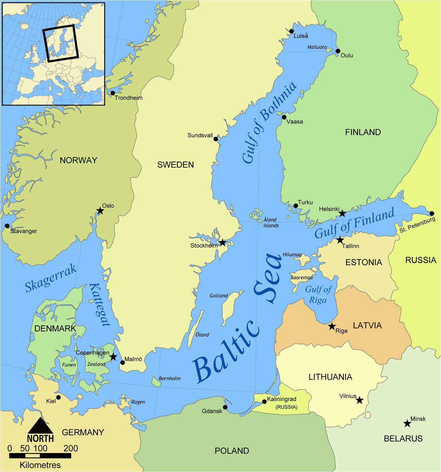 gulf of bothnia wikipedia