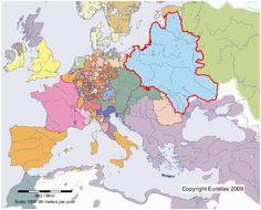 europe political maps