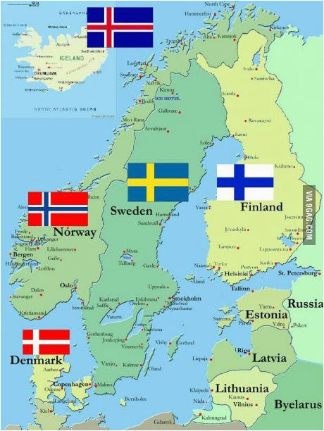 any scandinavians here what s like there my dream is to