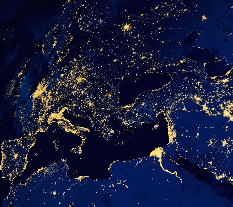 europe map wallpaper by f 0d free on zedgea