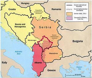 2008 kosovo declaration of independence wikipedia