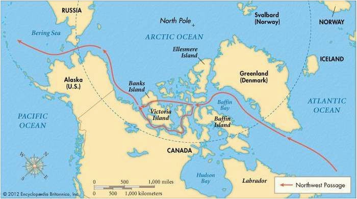 northwest passage in 2019 travel bucket list north west