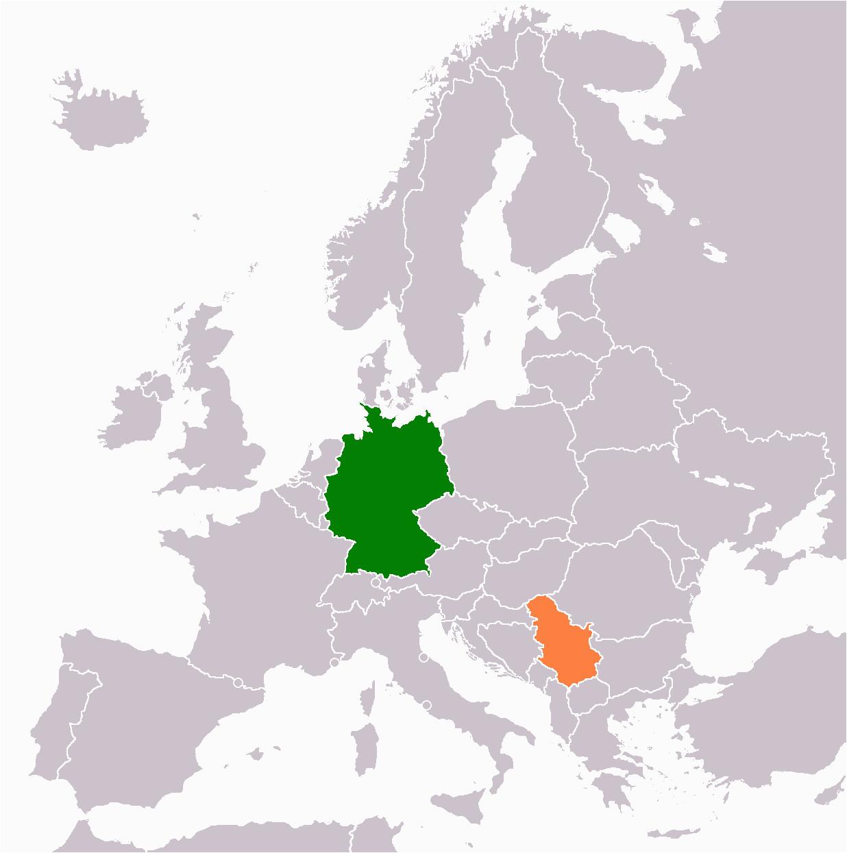 germany serbia relations wikipedia