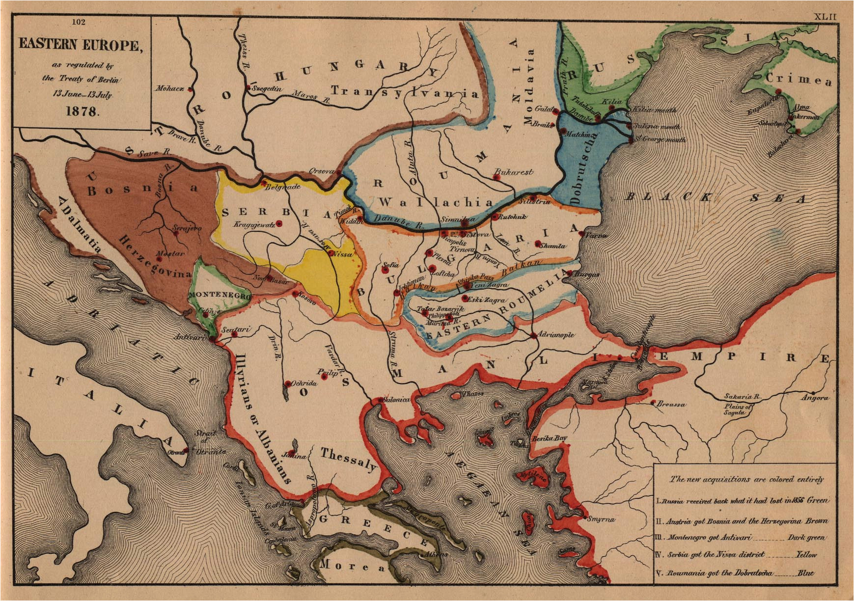 the balkans historical maps perry castaa eda map collection