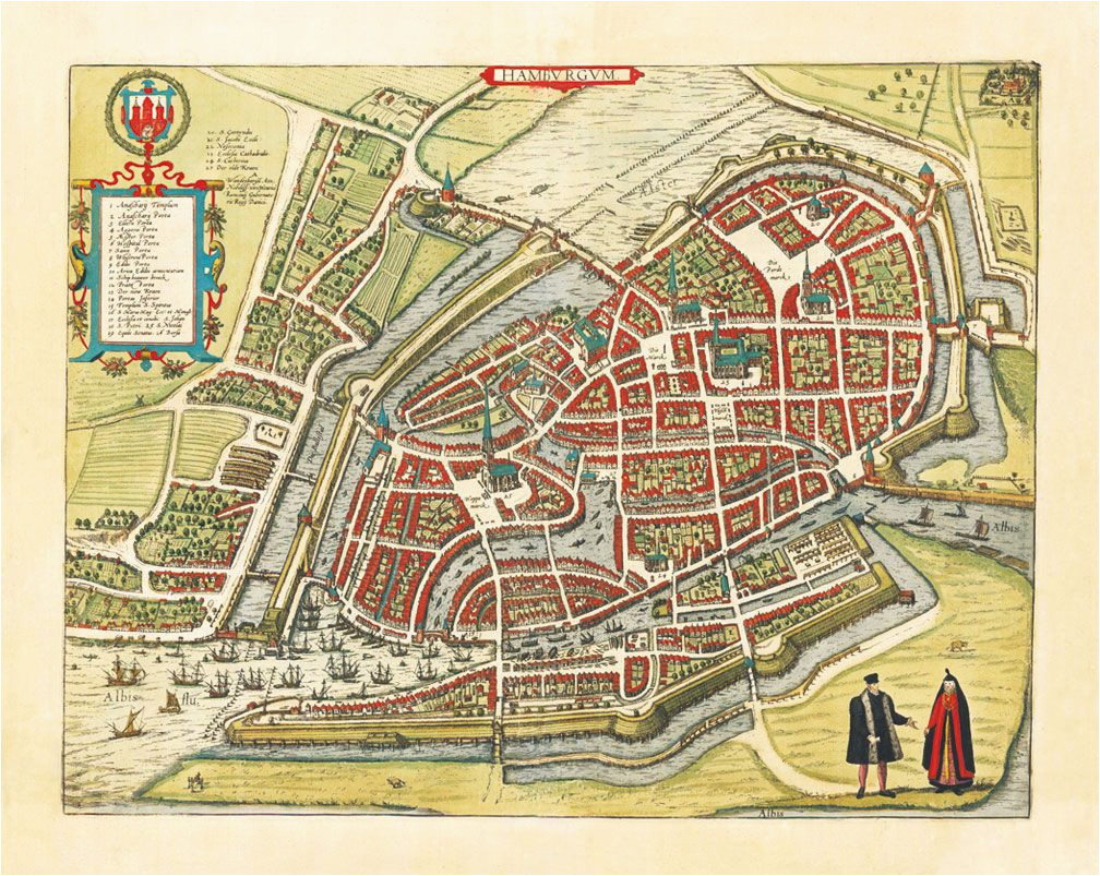 amazing maps of medieval cities maps city historical