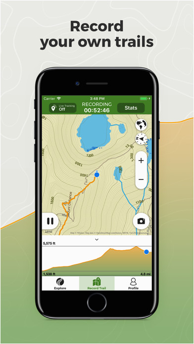 wikiloc outdoor navigation gps by wikiloc outdoor sl ios