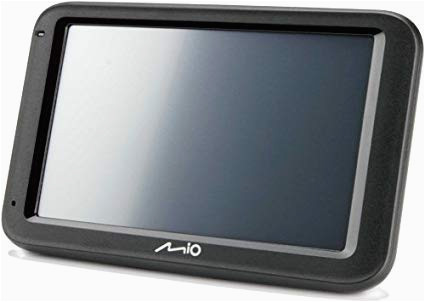 mio moov m610 europe plus satellite navigation system
