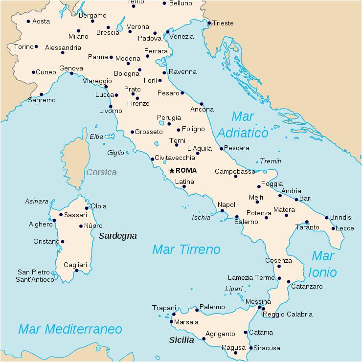 mediterranean cruise maps