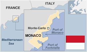 monaco country profile bbc news