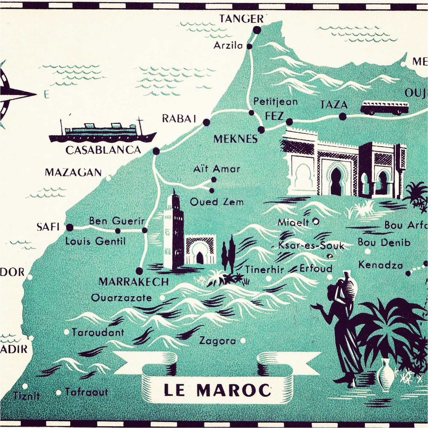 morocco officially the kingdom of morocco is a country in