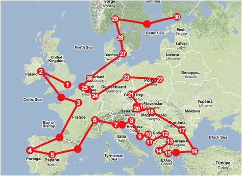 how to travel europe by train someday i hope to use this