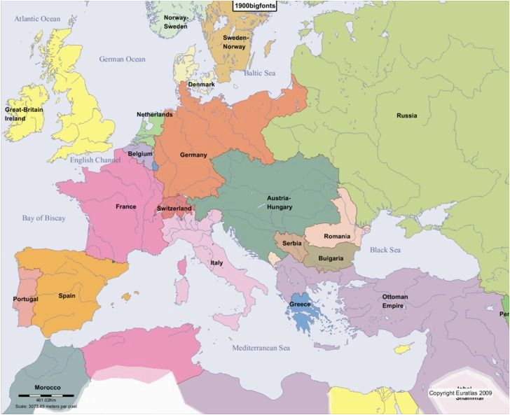 sovereign states in europe after christ hmm historical