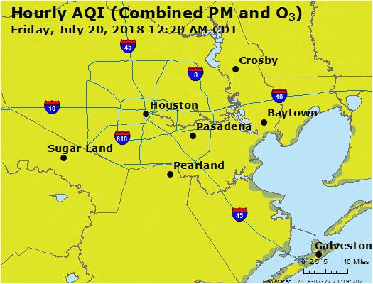 texas air quality map airnow houston galveston brazoria tx