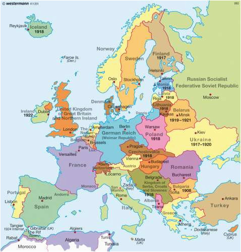 map of europe at the beginning of world war 1 download