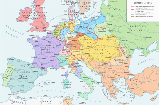 Post Wwii Europe Map former Countries In Europe after 1815 Wikipedia
