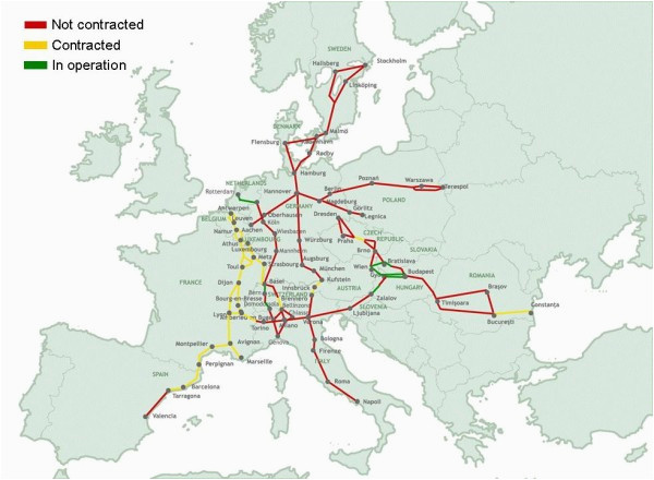 the deployment of etcs an important test case for europe